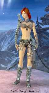 Budin Bong (inherited) - Warrior