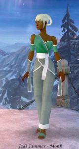 Jedi Jammer - Monk