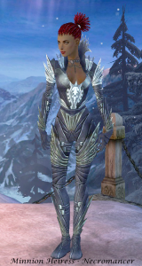 Minnion Heiress (pre-searing) - Necromancer